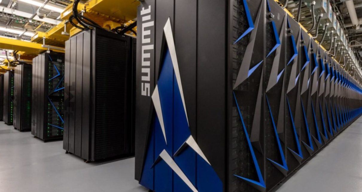 Fastest Super Computer Built by China